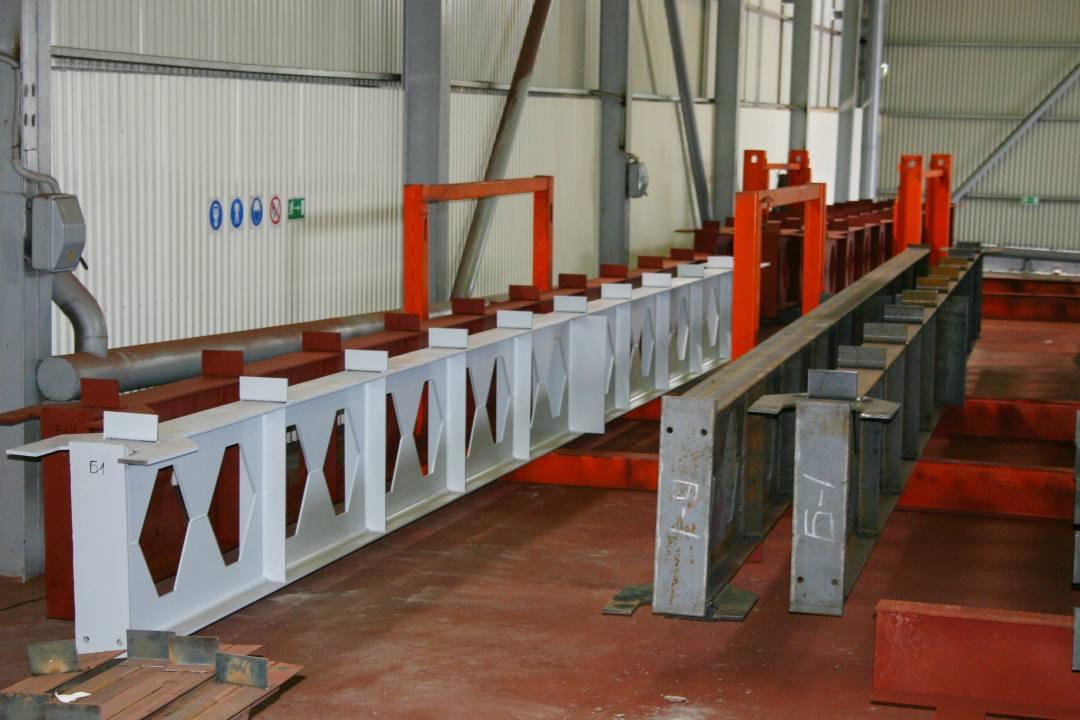 Стоимость металлоконструкций в Краснодаре