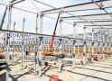 Металлоконструкции для строительства прямостенных ангаров и складов
