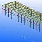 Каркасное строительство ангаров в Краснодаре